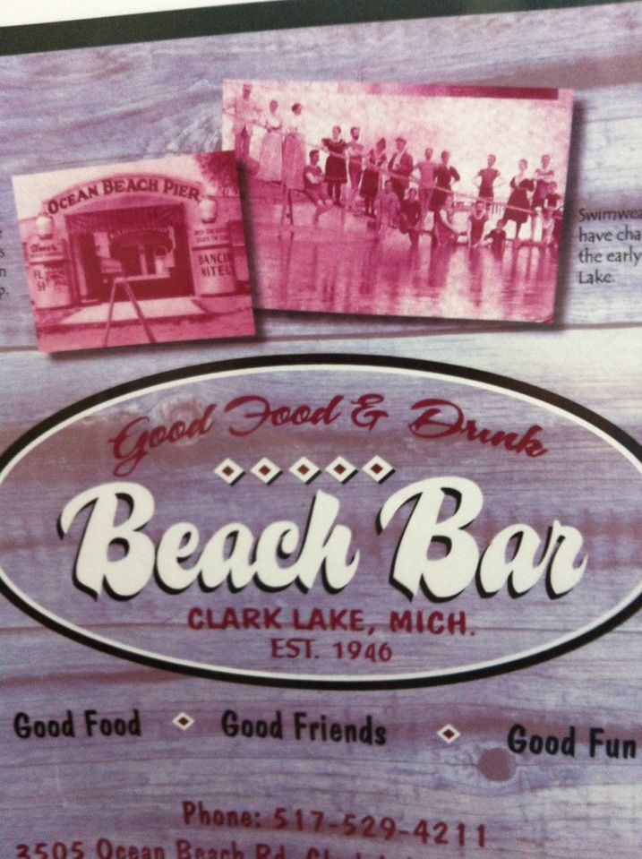 Beach Bar Tomato Soup