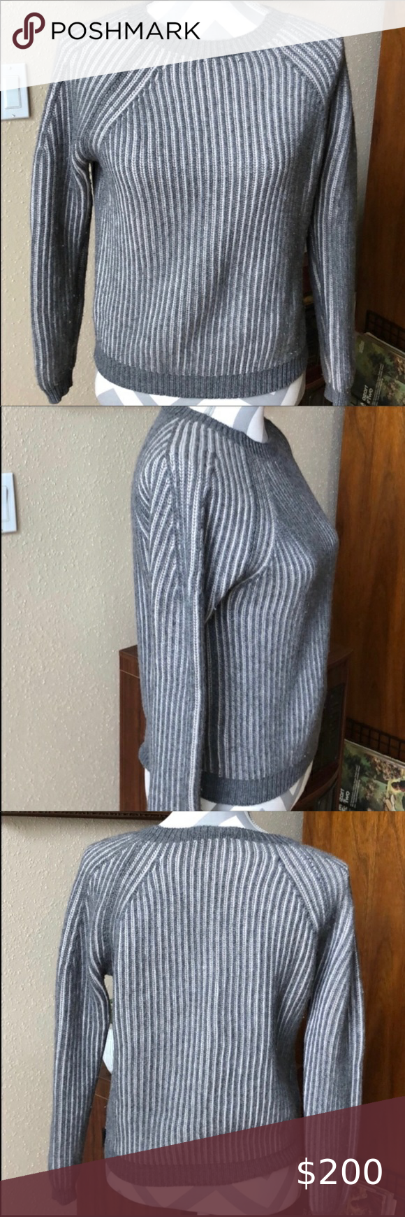 Peserico Tricot Cashmere and Silk Sweater