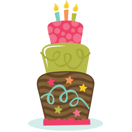 Birthday Cake Svg Birthday Svg Files Birthday Cake Svg Free