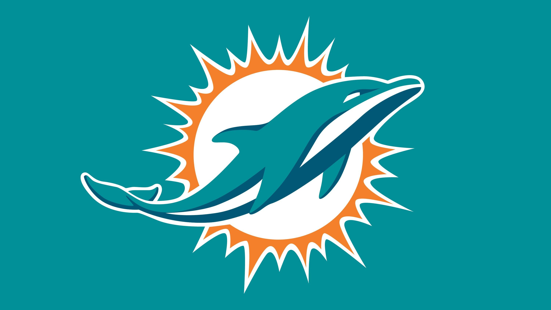 Dolphins new logo HD Wallpaper | Vector & Designs ...