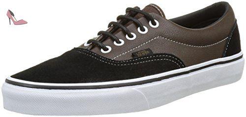 Vans Era, Basses Mixte Adulte - Multicolore (Suede & Leather), 39 EU