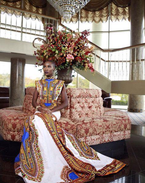 tissu africain ya mado
