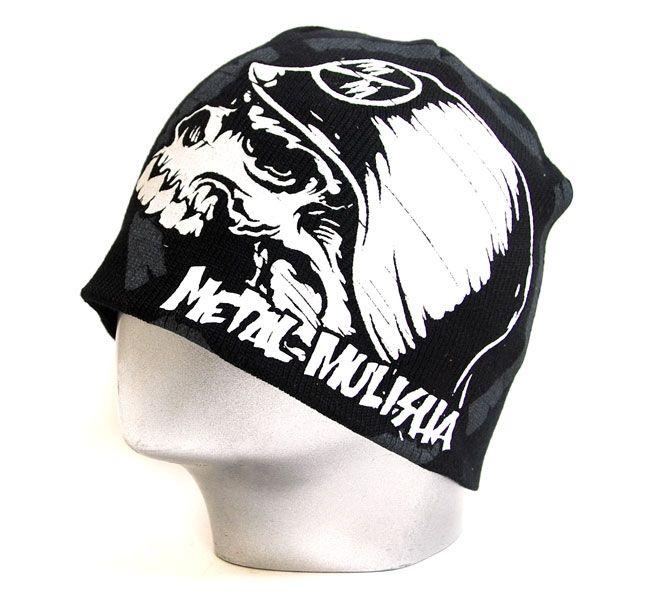 f95c6f3abad NEW! Metal Mulisha BackFlip Beanie Black Reg. Price  22.00 Sale Price    19.80