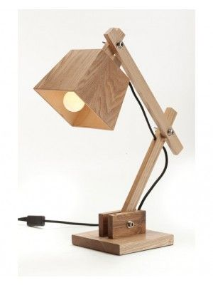 Etonnant Contemporary Wooden Bedside Table Reading Lamps For Bedroom