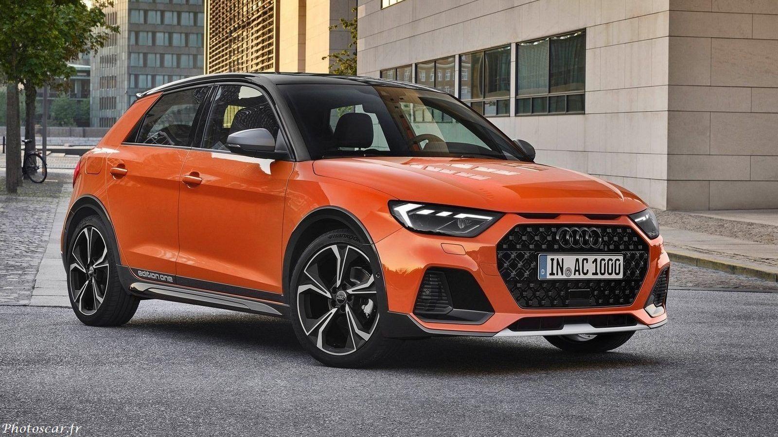 Audi A1 Citycarver 2020 Esthetiquement Reconnaissable A Son Style