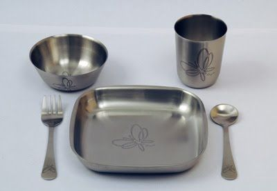 stainless steel kids dishes - Nature Moms & stainless steel kids dishes | Kids dishes
