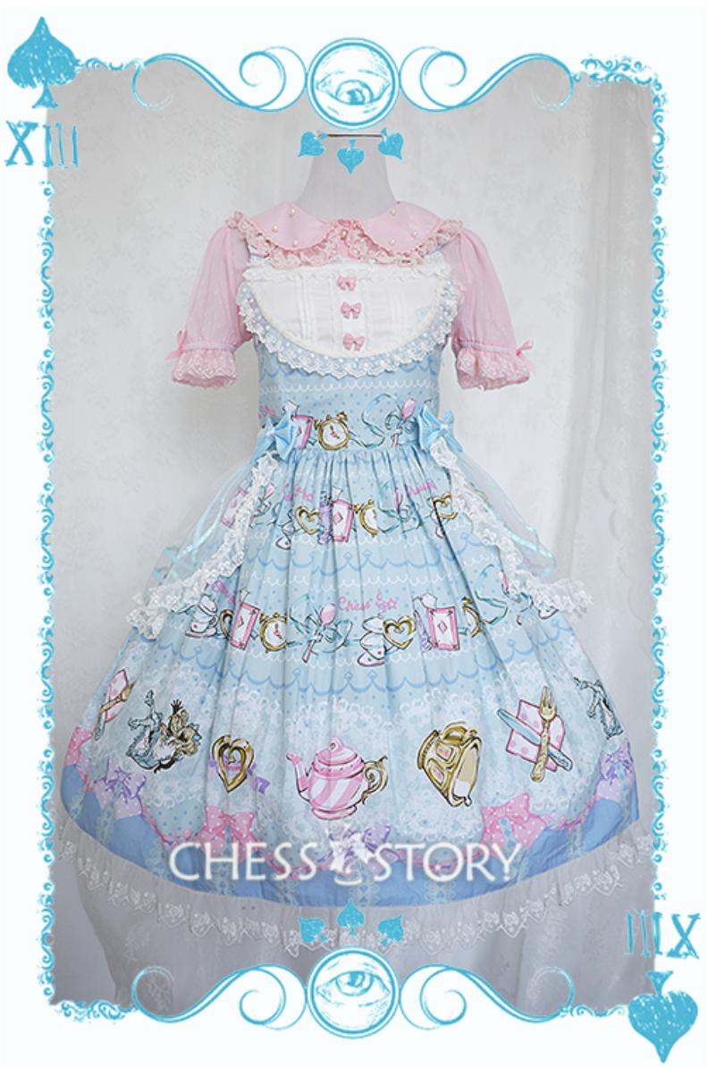 MadTeaParty #ChessStory #Taobao #sweetlolita #lolita #egl ...