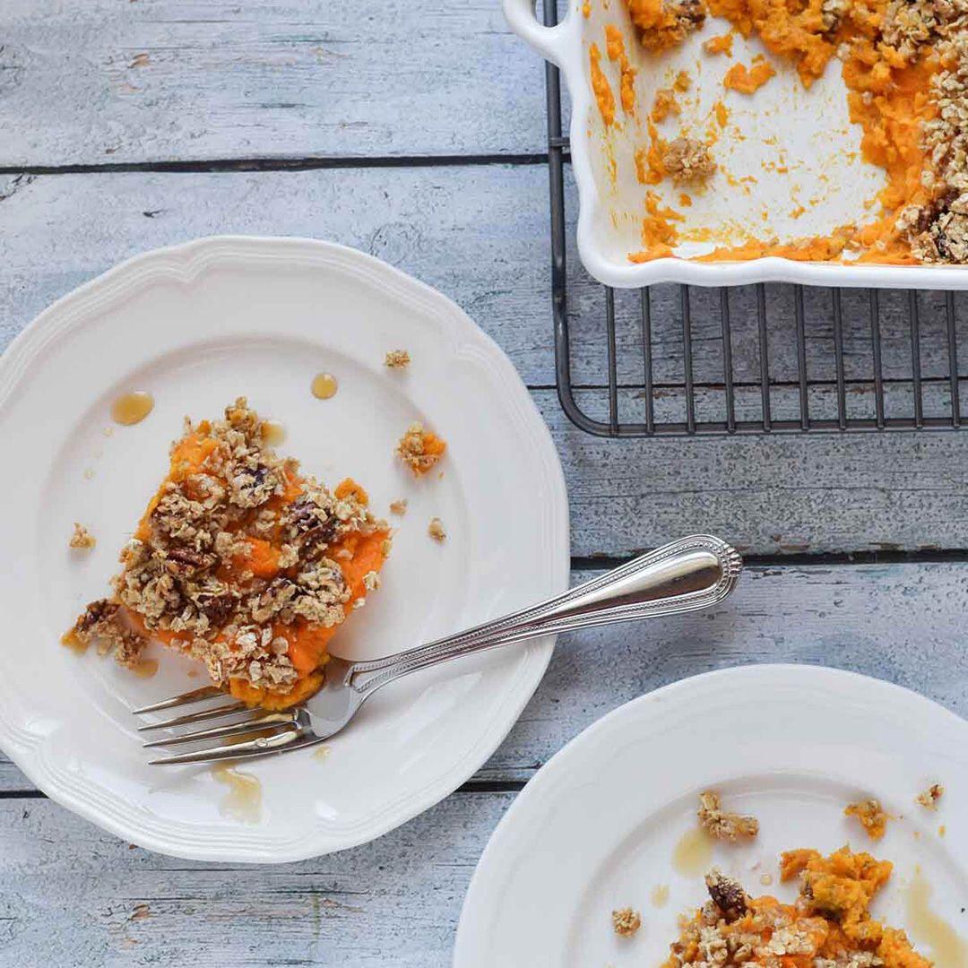 recipe: sweet potato casserole with almond milk [14]
