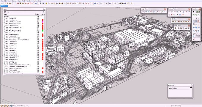 Thomas Thomassen has developed a new sketchup extension that