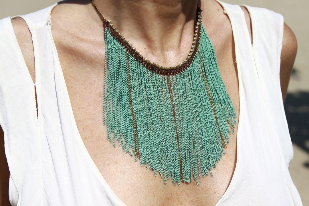 Collar Lluvia - KALEXIA MODA