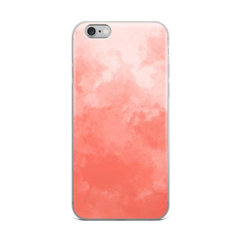 Rosen iPhone Hülle | 18. Geburtstagsgeschenk | Ästhetische Telefonhülle | Tumblr iPhone Hülle | Telefon Fall für Mädchen | Rosa Telefon-Fall-Geschenk   – Phone Case