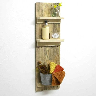 Badezimmer Regal Palettenholz Palettenmöbel Diy Badezimmer - küchenregal selber bauen