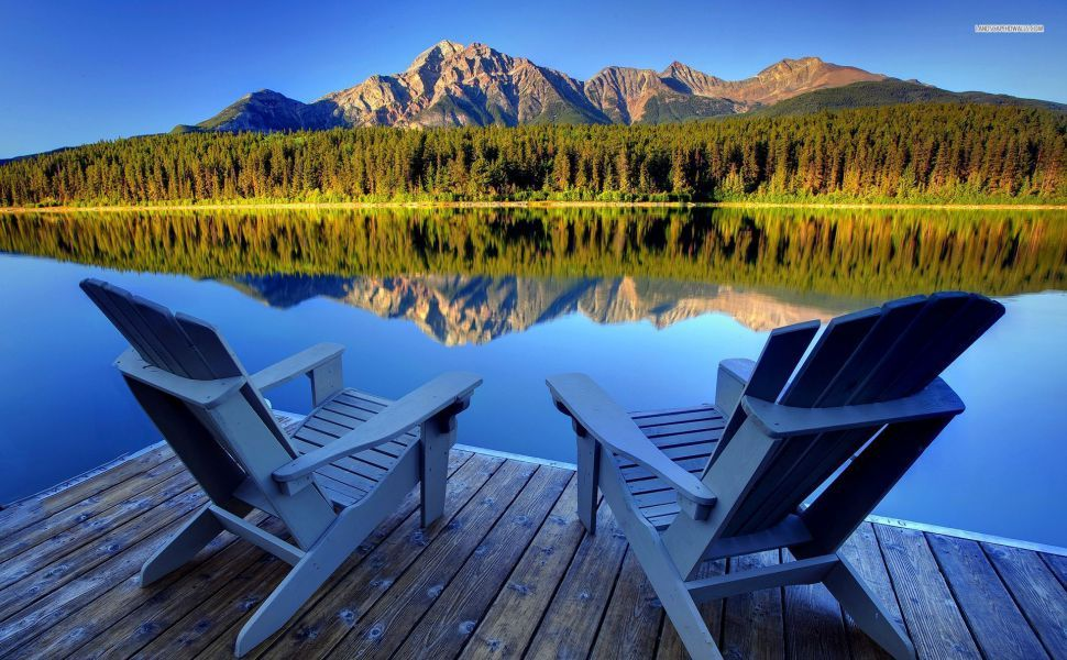 peaceful place to relax hd wallpaper