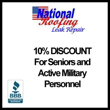 National Roofing Leak Repair Review - ROOFING CONTRACTORS in