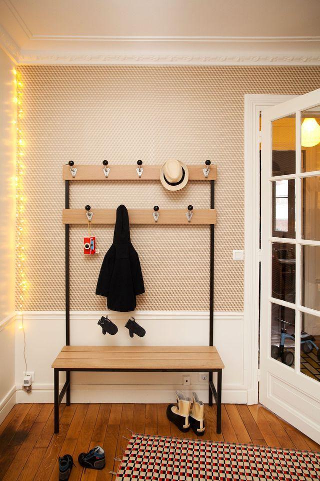 Comment Sauver D Espace Avec Les Meubles Gain De Place Rangement Entree Maison Vestibules Vestiaire Entree