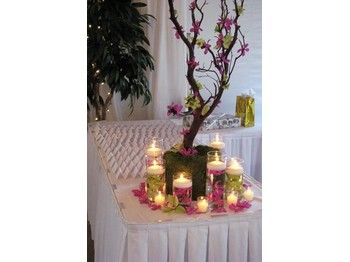 D co de table communion a faire soi meme display - Centre de table a faire soi meme ...