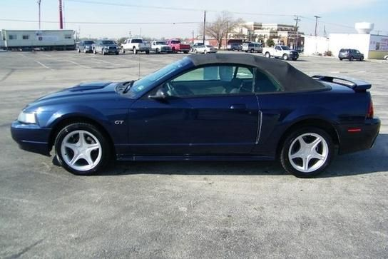 2001 Ford Mustang Gt Convertible 5 Speed 122k Miles Good Norm Interior Asking 6k New Mustang Autotrader Mustang Gt