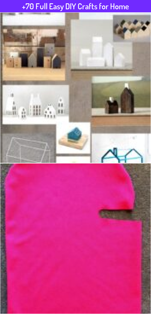 Photo of +70 Full Easy DIY Crafts for Home