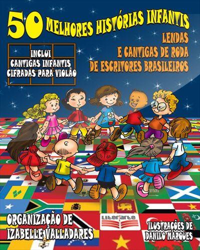 Livro de coletânea literária de estorias infantis com a participação de José Araújo e diversos autores nacionais e estrangeiros.