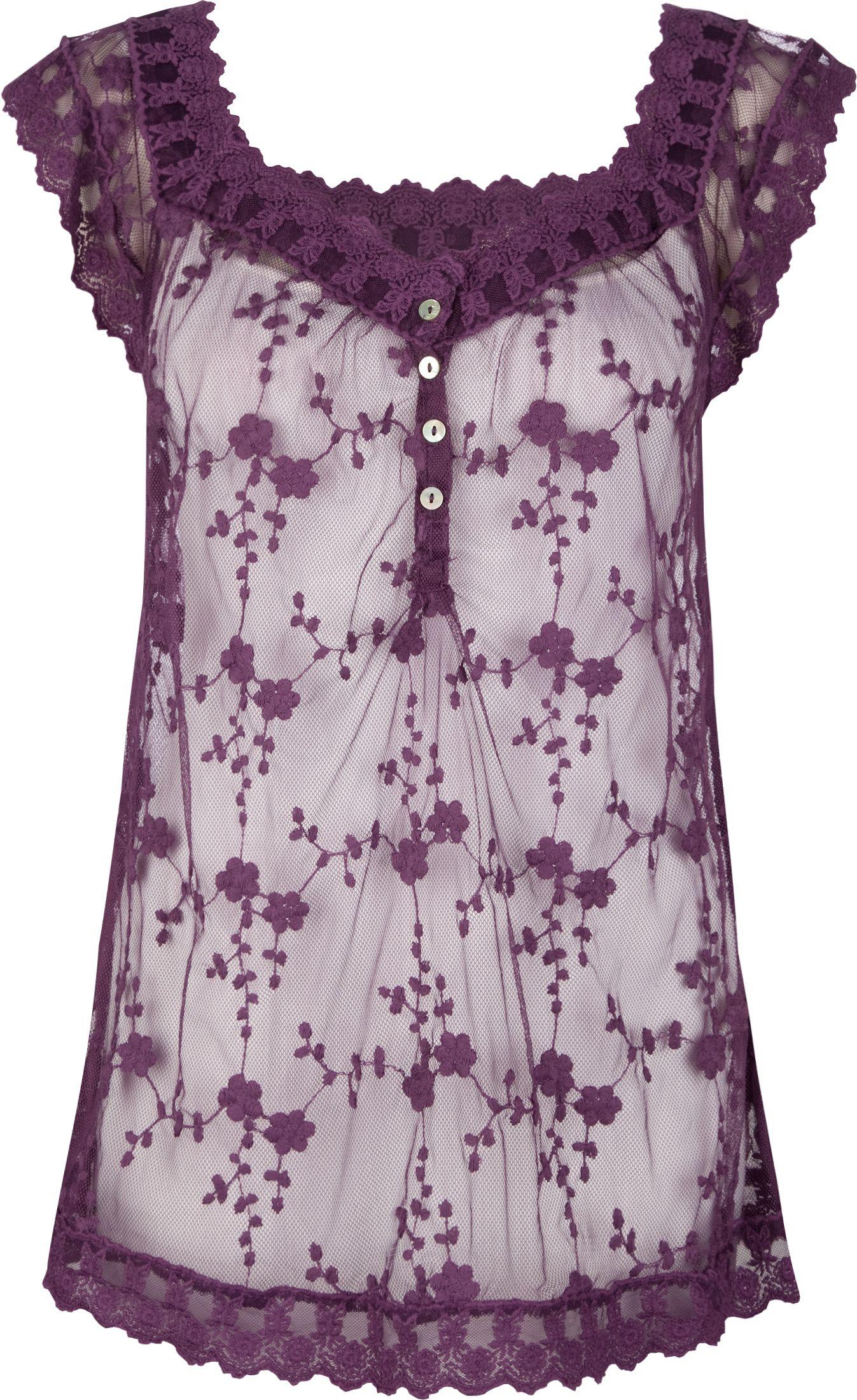 BB DAKOTA Chelsey Womens Top purple model - Google Search