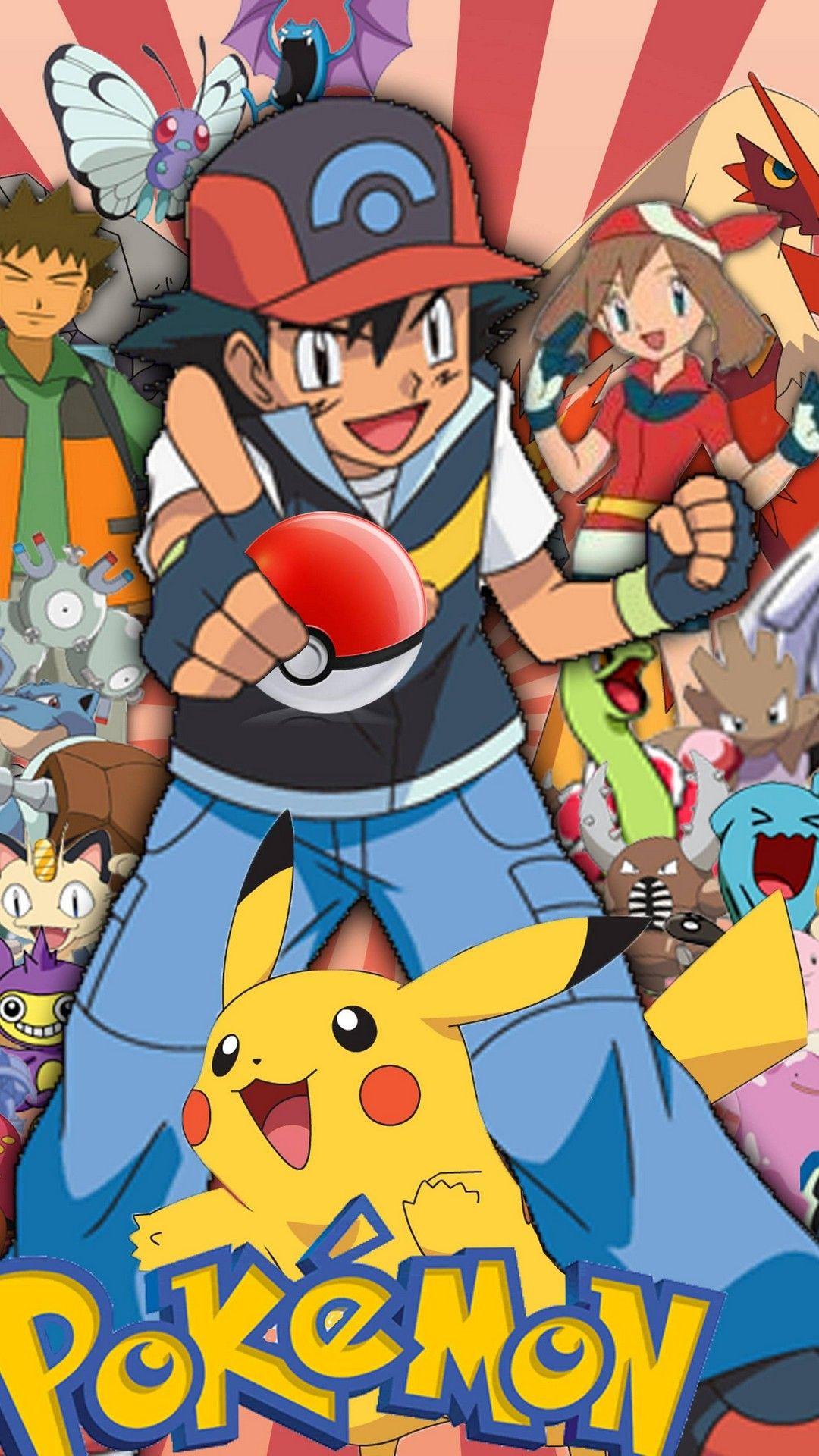 Pokemon Wallpaper For Phones Best Phone Wallpaper Cool Wallpapers For Phones Iphone Wallpaper Pikachu Wallpaper