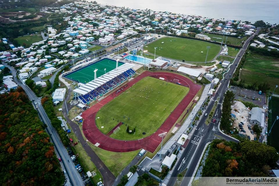 National Sports Center, Bermuda's premier sporting event