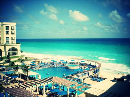 Marriott In Cancun Ha Stayed Here Many Times Places To