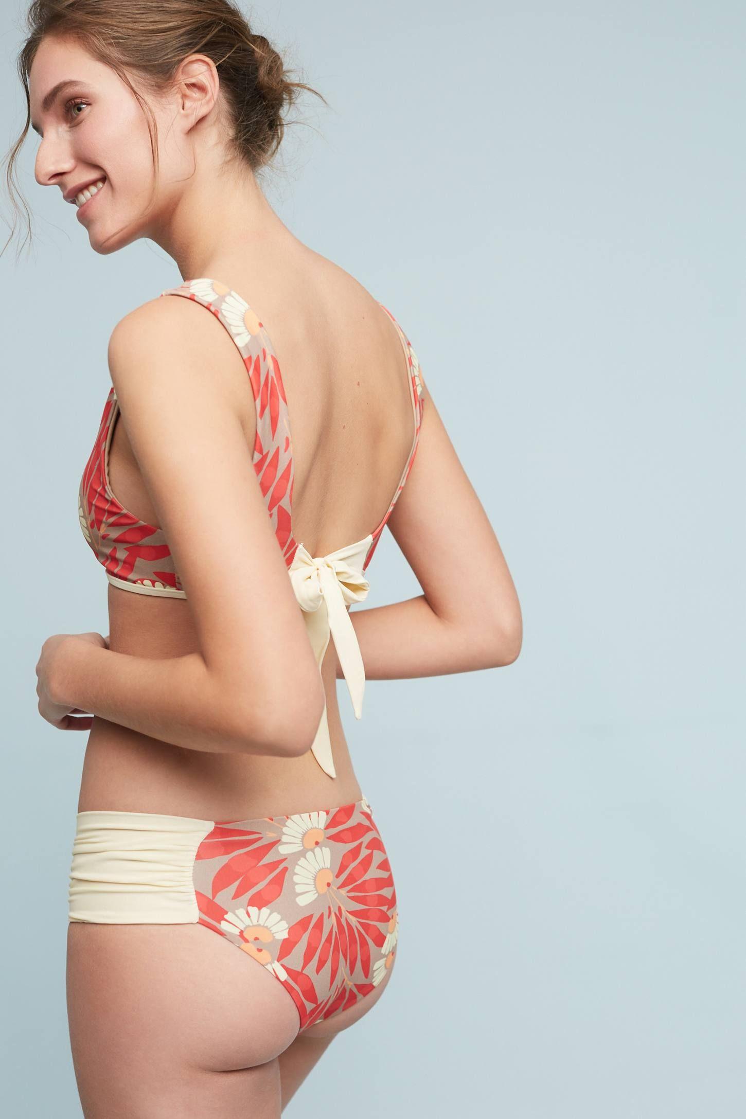 20560b5c0f Seea Milos Reversible Tie-Back Bikini Top | Fashion favorites ...