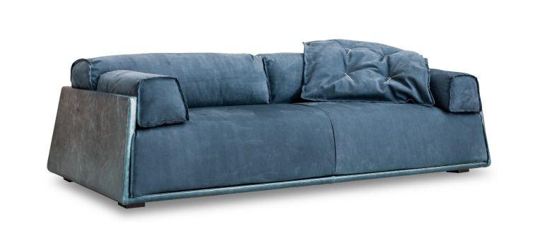 baxter hard & soft slim sofa   sofas   pinterest   armchairs
