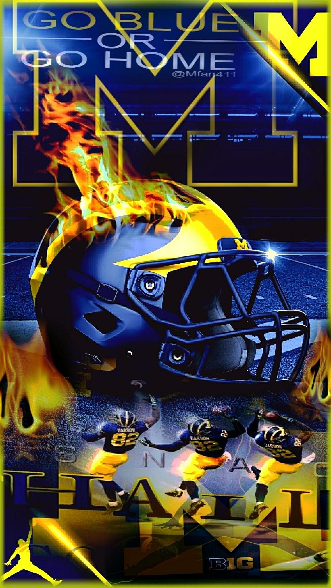 Go Blue Its Are Year Michigan Wolverines Michigan Wolverines Football Michigan Go Blue