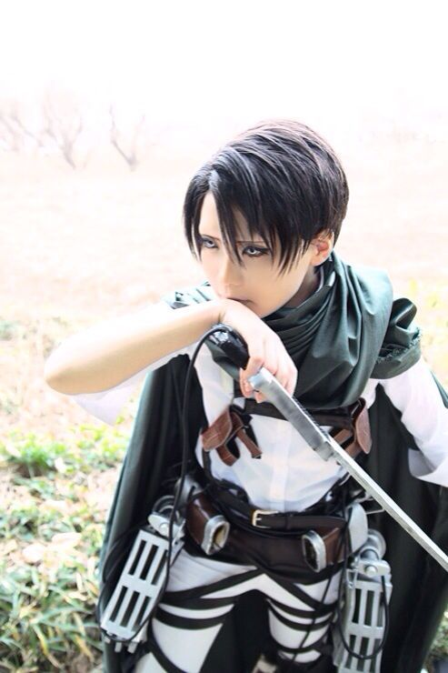 AMAZING cosplay ll Attack on Titan ll Special Operations ...