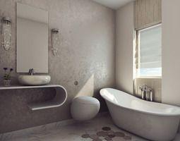 bathroom models. Free Bathroom 3D Models  Get Free 3d Model Download MAX OBJ FBX C4D Files CGTrader Com