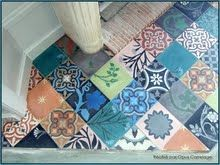 Renovation Carrelage Carrelage Decoration Orientale Carreaux Ciment