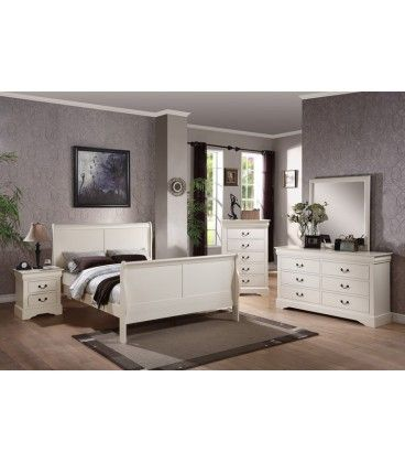 Http://www.usfurniturediscount.com/60026 Louis Philippe Collection 4 Pc Bedroom Set.html:  US Furniture Discount Inc. Louis Philippe Collection 4 PC Bedroom ...