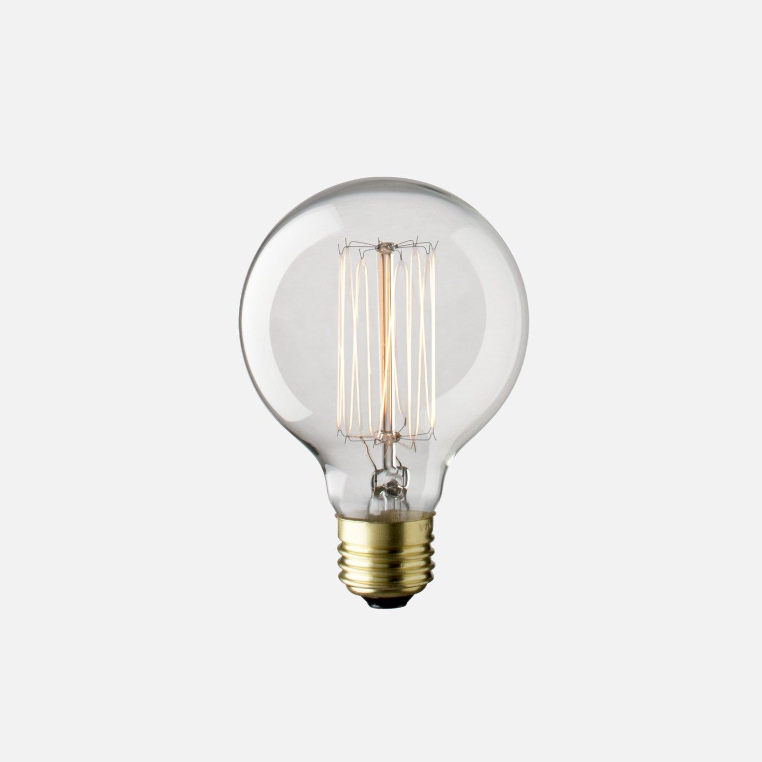 Clear 120v Bulb From Schoolhouse Electric Bulb Filament Bulb Surface Mounted Light Fixture