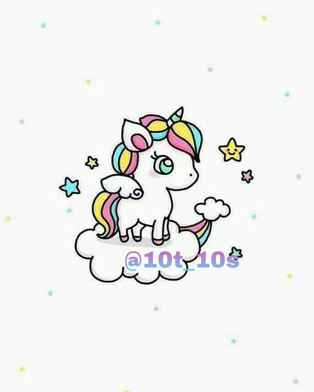 صور ايفون كيوت 10t 10s تصميم 10t 10s Unicorn Drawing Kawaii Unicorn Unicorn Cross Stitch Pattern