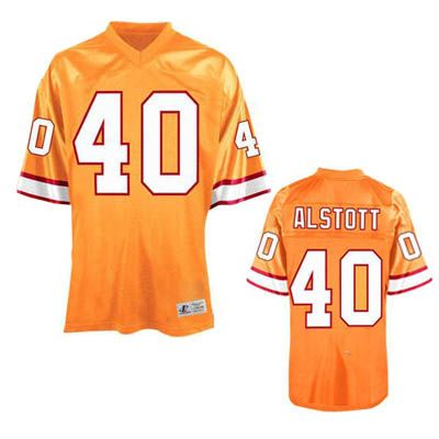 pretty nice e944b b53b8 Mike Alstott Jersey, #40 Tampa Bay Buccaneers Authentic ...