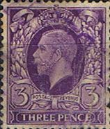 Great Britain 1934 King George V Head SG 445 Fine Used Scott 215 Other British Commonwealth Stamps HERE!