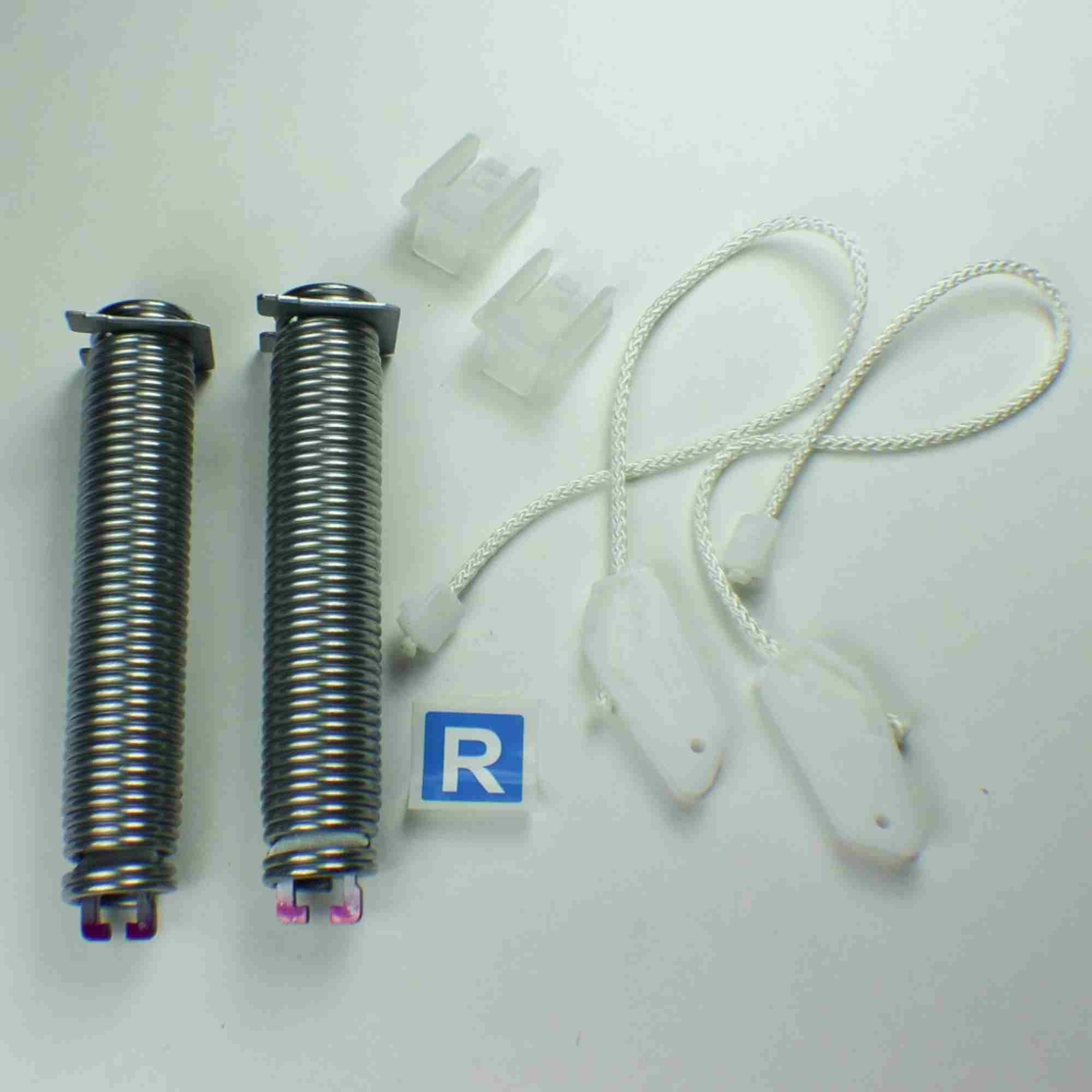 12004116 Dishwasher Door Spring And Pulley Kit Bosch Dishwashers Repair And Maintenance Pulley