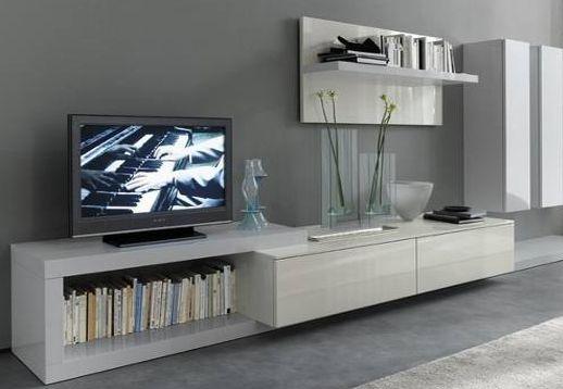 Rack modulo lcd sarja factory muebles fabrica de - Factory de muebles ...