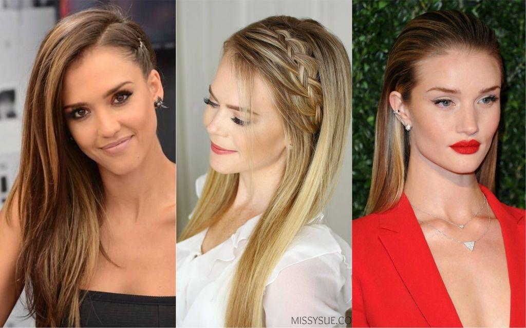 +140 Peinados para Fiesta que son fáciles, HERMOSOS y elegantes (pelo corto, largo o recogido)