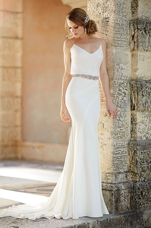 vestidos de boda de civil (20) | Decoracion de interiores Fachadas ...