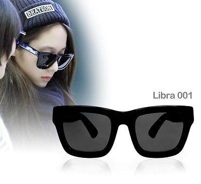 39b412b016b4 Buy f(x) band Krystal K-POP Kfashionist Airport Fashion eyewear Trenta Libra  Series at online store