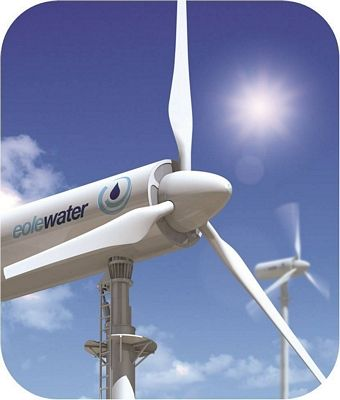 5ad95ed16e1 Turbina eólica es capaz de extraer agua del aire