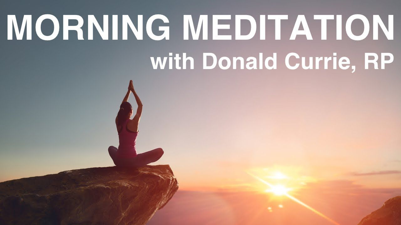 Morning Meditation Session | Morning meditation ...
