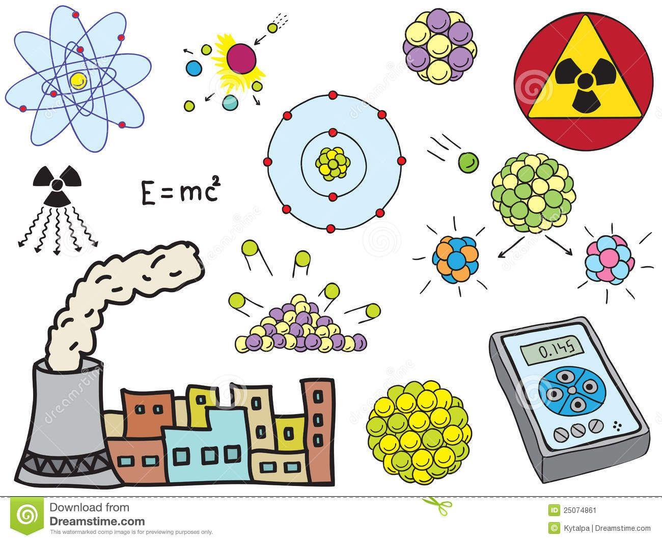 La Física Energía Nuclear Atómica Physics Energía Nuclear