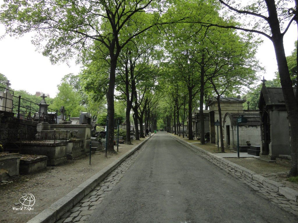 Cemetery of the artists, Montmartre, Paris