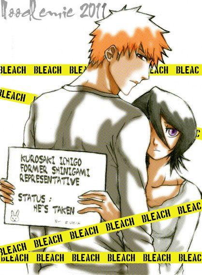 Ichiruki: he's taken by noodlemie.deviantart.com on @deviantART