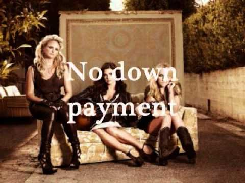 Pistol Annies Trailer For Rent Lyrics On Screen With Images