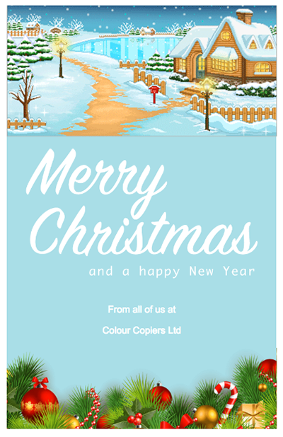 Merry christmas email template with animated snow christmas merry christmas email template with animated snow email signature templates email templates email maxwellsz